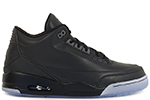 Air Jordan 3 5Lab3 Black / Clear