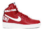 Air Force 1 High Supreme SP Red / White