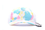 Bape 'Camo' White / Blue / Pink Trucker