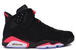 Air Jordan 6 Retro Black / Infrared 23