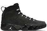 Air Jordan 9 Retro Anthracite / Black
