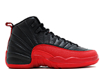 Air Jordan 12 Retro 2016 BG Flu Game