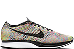 Nike Flyknit Racer Multicolor 2016 Grey Tongue