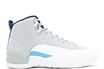 Air Jordan 12 Retro BG UNC