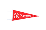 Supreme Yankees Pennant Red
