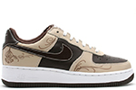 Nike Air Force 1 Mr. Cartoon Brown Pride