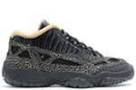 Air Jordan 11 Retro Low IE Black Gold