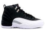 Air Jordan 12 OG Black / White