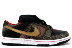 Nike SB Dunk Low 'SBTG' Green / Gold