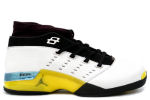 Air Jordan 17 Low White / Lightning
