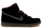 Nike SB Dunk High Black / Midnight Fog