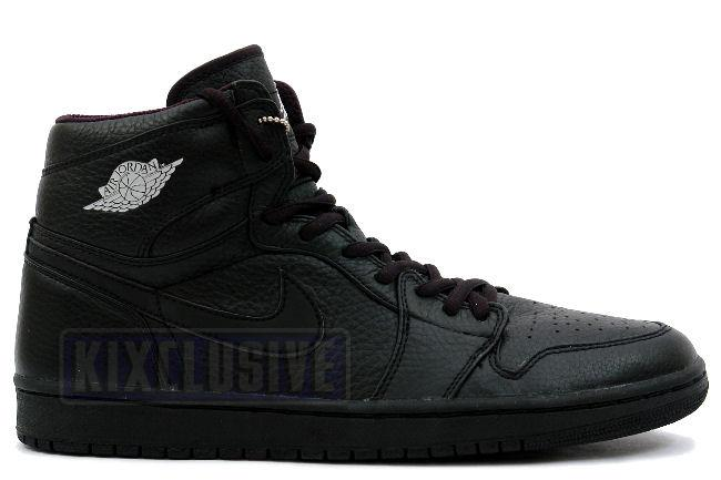 Air Jordan 1 Retro 2001 Japan Black