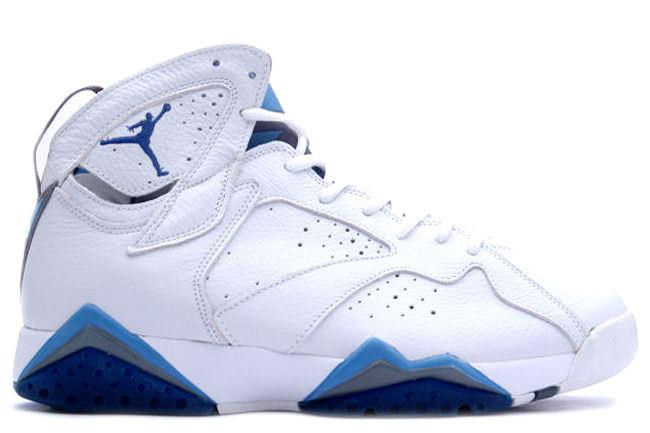 Air Jordan 7 Retro 2002 French Blue