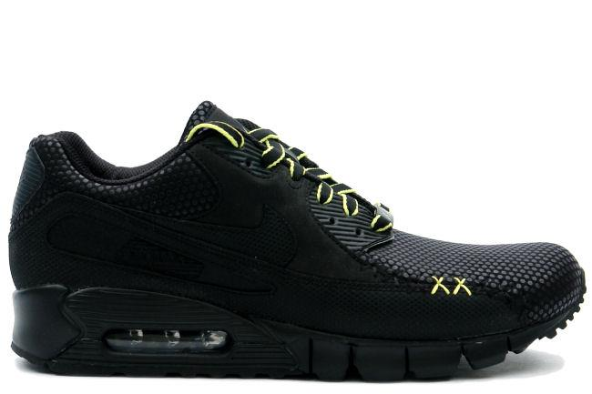 Nike Air Max 90 Current Kaws Black / Volt