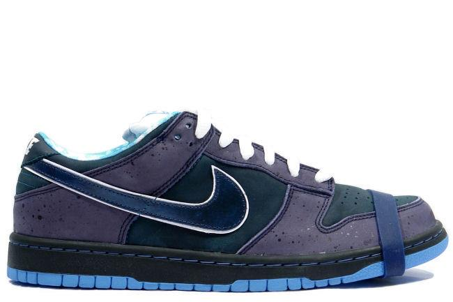Nike SB Dunk Low 'Lobster' Blue