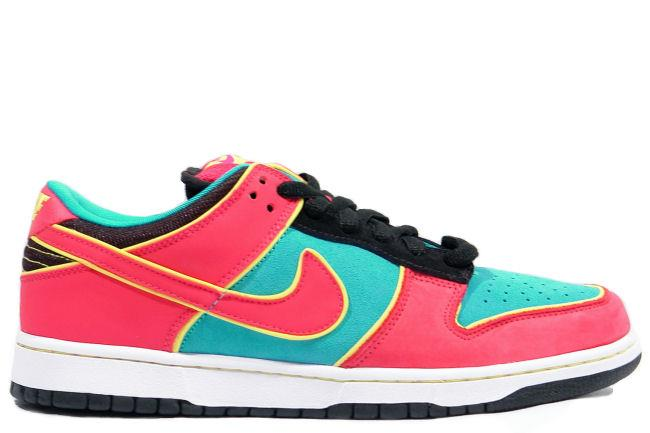Nike SB Dunk Low 'Ms. Pacman'