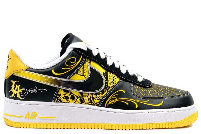 Air Force 1 Low Sup TZ LAF Livestrong Mr Cartoon