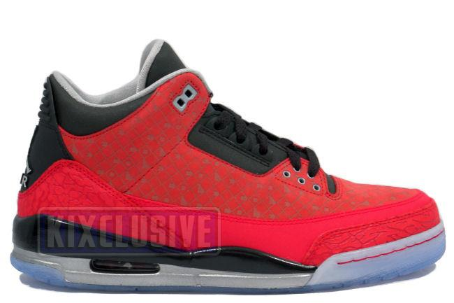 Air Jordan 3 Retro 2010 DB Doernbecher
