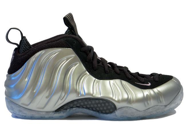 Nike Air Foamposite One Pewter / Black