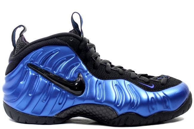 Nike Air Foamposite Pro B Royal / Black