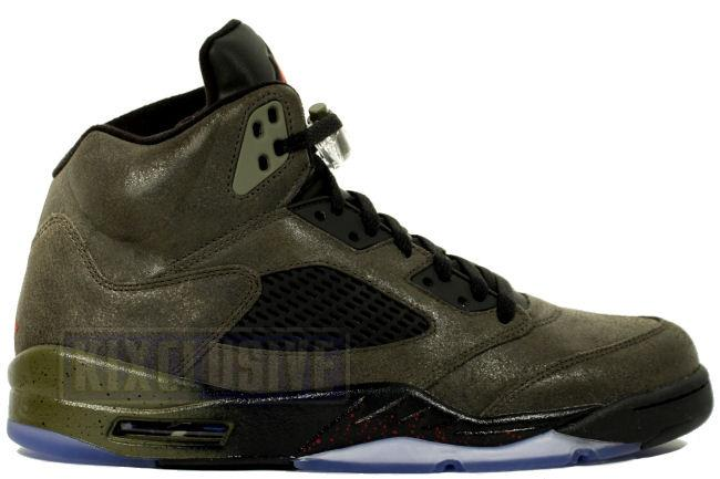 Air Jordan 5 Retro Fear Pack