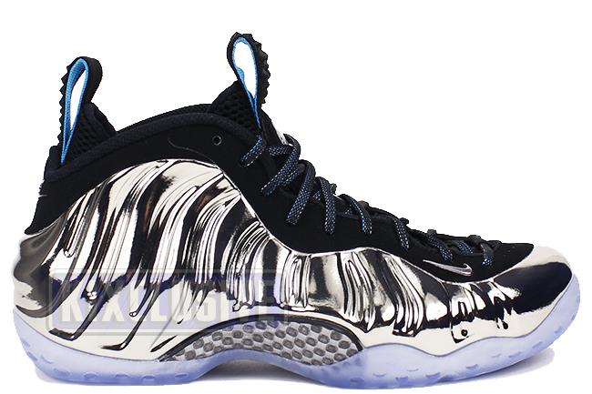 Nike Air Foamposite One AS QS Chrome