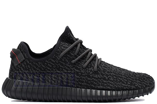 Adidas Yeezy Boost 350 Pirate Black 2016