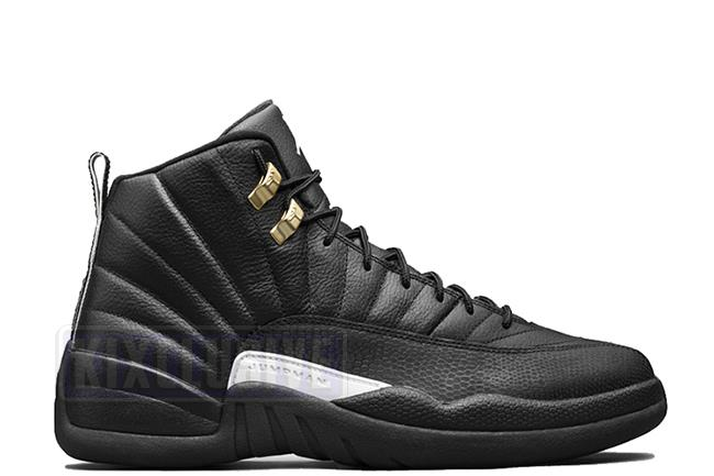 Air Jordan 12 Retro BG The Master