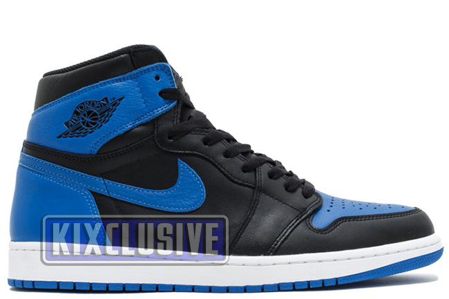 Air Jordan 1 Retro High OG 2017 Royal