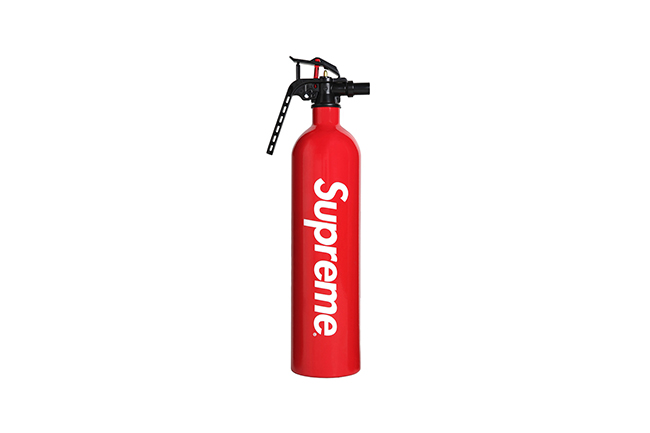 Supreme Kiddie Fire Extinguisher