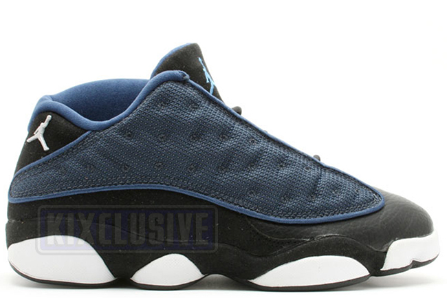 Air Jordan 13 Low OG Navy Black