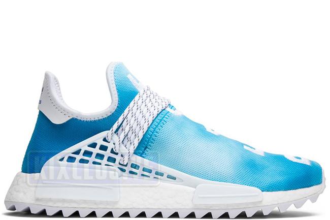 Kixclusive - Adidas PW Human Race China Pack Peace Blue