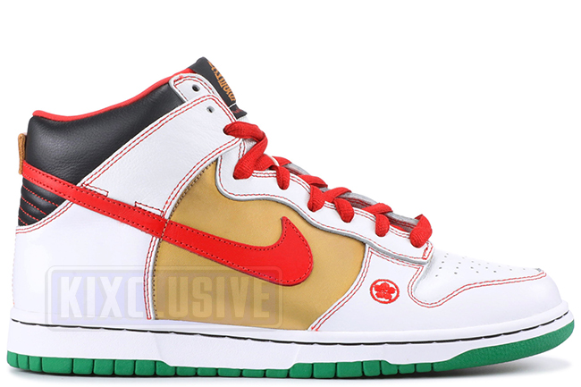 Nike Dunk High Pro SB Money Cat