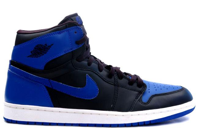 Air Jordan 1 Retro 2001 Black / Royal