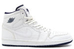 Air Jordan 1 Retro 2001 Japan White / Navy