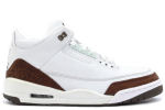 Air Jordan 3 Retro White / Mocha