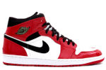 Air Jordan 1 Retro (Patent) White / Black / Red