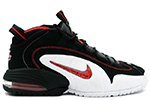 Nike Air Max Penny Black / Varsity Red / White