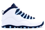 Air Jordan 10 Retro White / Ice Blue