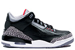 Air Jordan 3 Retro 2011 Black / Cement Grey