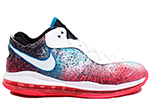 Nike Lebron 8 V2 Low Miami Nights