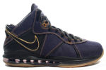 Nike Lebron 8 'James Dean' Denim / Gold
