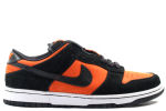 Nike SB Dunk Low Orange Flash / Black