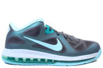 Nike Lebron 9 Low Easter Dark Grey / Mint Candy