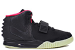 Nike Air Yeezy 2 NRG Black / Solar Red