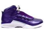 Air Jordan 17 Rainbow Metallic Purple