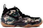 Nike Air Foamposite Pro PRM LE Green Camo