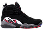 Air Jordan 8 Retro 2013 Playoff Black / Varsity Red