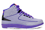 Air Jordan 2 Retro Iron Purple / Infrared 23
