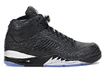 Air Jordan 5 Retro 3Lab5 Black / Metallic Silver
